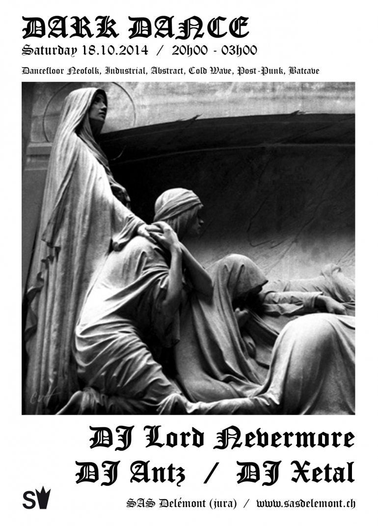 dj lord nevermore dark dance delemont