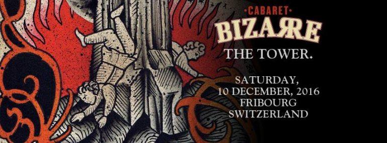 DJ Lord Nevermore à Cabaret Bizarre Fribourg