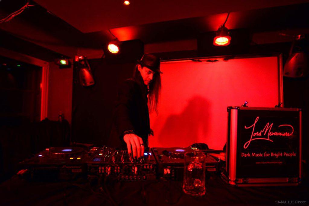 dj lord nevermore freakangel shiv-r vilnius metro club lithuania