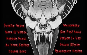 DJ Lord Nevermore after party Return To The Batcave Festival Poland 2016